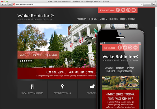 Wake Robin Inn