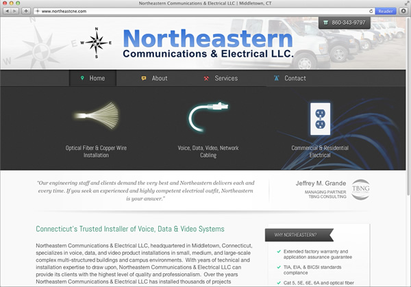 Northeastern Communications & Electrical