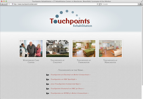 Touchpoints Rehabilitation