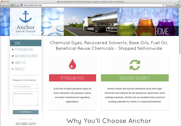 Anchor Color & Chemical