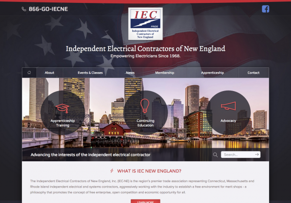 Independent Electrical Contractors of New England